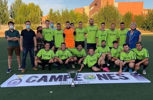 La EF Atlético Algete gana el XXXVII Trofeo Villa de Algete tras superar al C.D. Caraquiz