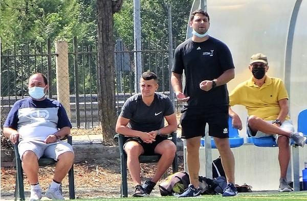 Entrevista a Nacho Raboso, entrenador del Españoleto CF - Temporada 2021/22