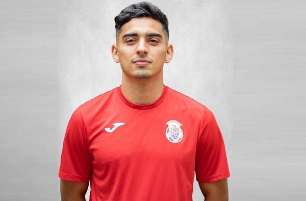 Soheil, fichaje de la EF Concepción, debutaba con el equipo este pasado domingo