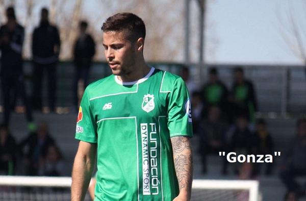 El C.D. El Álamo anuncia el regreso de Gonza Zamorano en esta temporada 2021/22