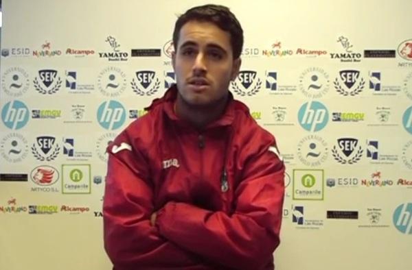 Vídeo entrevista a Samuel Fernández, entrenador del Femenino Sub-16 de Las Rozas CF