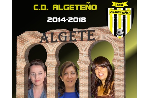 Renovada la Junta Directiva del C.D. Algeteño con Begoña Silvestre como Presidenta