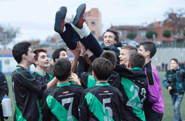 """El Infantil """"A"""" del Rayo Ciudad de Alcobendas asciende a División de Honor a falta de seis jornadas"""