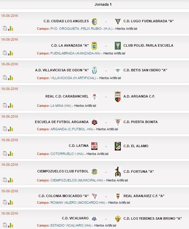Calendario Tercera Division.Publicado El Calendario De Tercera Division Preferente Y Primera