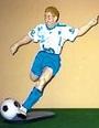 """Equipación del Vallecas Club de Fútbol """"B"""""""