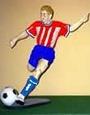 """Equipación del Club Deportivo Atlético Vallecas """"B"""""""