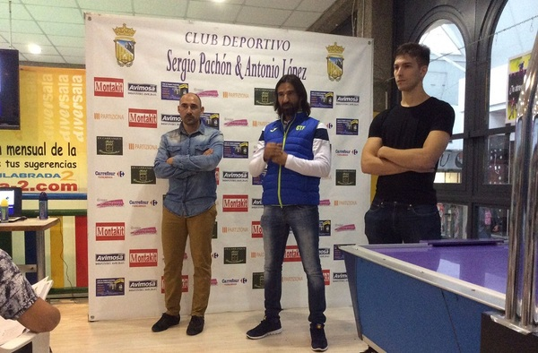 Primeros pasos del departamento de Psicología Deportiva  en el CDE Sergio Pachón y Antonio López