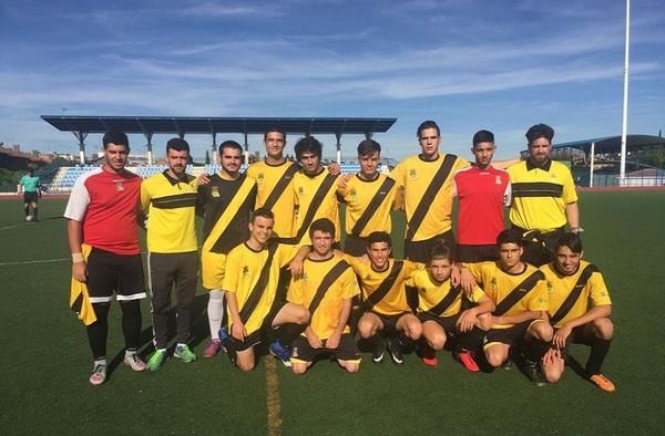 El Juvenil del Recreativo Soto del Real volverá a jugar en Primera Juvenil la temporada 2017/18