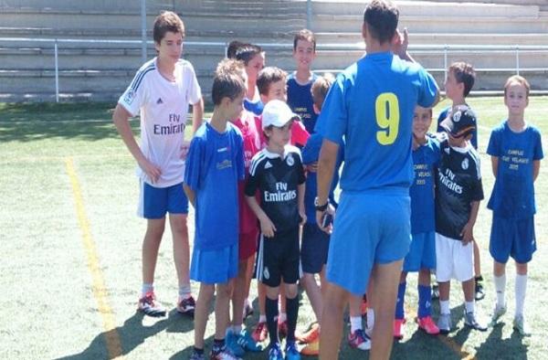 Nueva edición del Campus de Tecnificación Futbolística Palestra Atenea - Del 3 al 14 de Julio de 2017