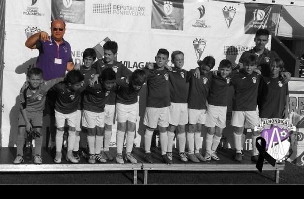 Fallece el vicepresidente de la A.D. Alhóndiga, José Herrero, una gran pérdida para el fútbol madrileño