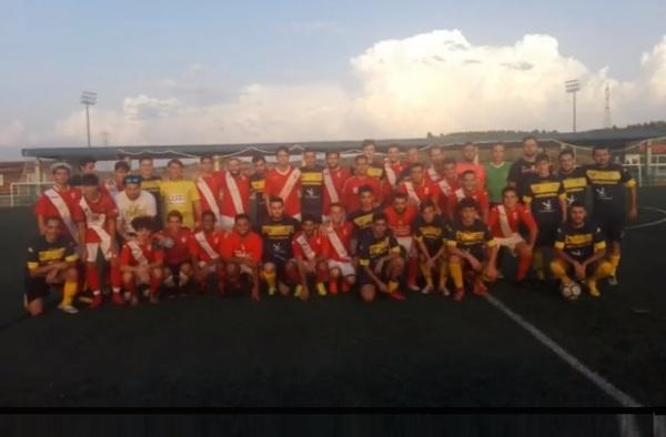 La preparación previa a la liga del CF Boca Juniors sigue su curso
