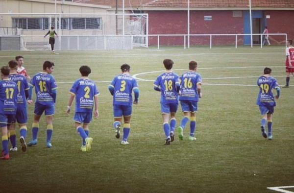 El CDE Lugo Fuenlabrada busca portero y jugadores en la categoría Juvenil - Temporada 2018/19