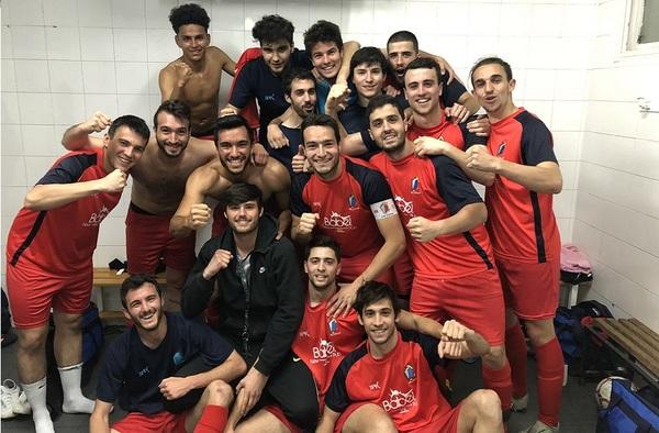 El Valdeluz lograba el ascenso a Segunda Regional y el Campeonato de Liga tras ganar al Peñagrande