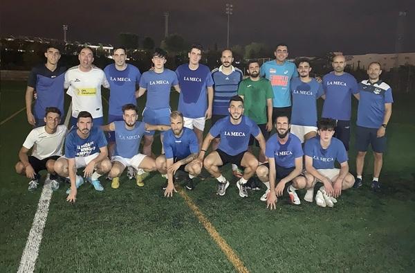El Aficionado de La Meca de Rivas empieza la pretemporada 2019-2020