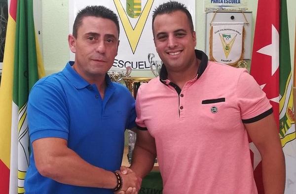 Xavi García, nuevo Coordinador F-11 del Parla Escuela - Temporada 2019/20
