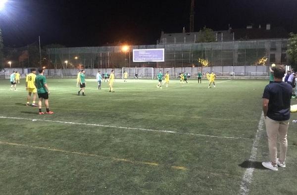 El Móstoles CF deja muy buenas sensaciones en su primer partido de la pretemporada 2019/20