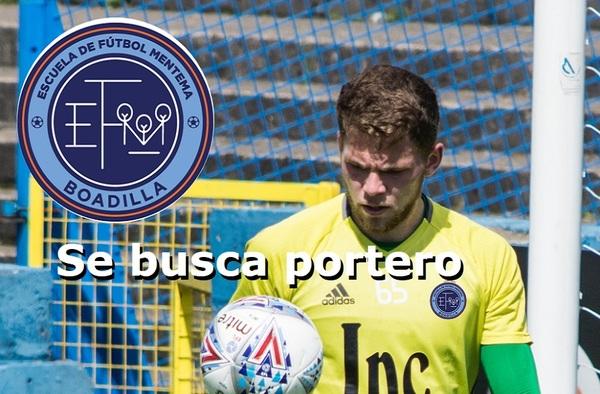 La EF Mentema Boadilla busca portero para la temporada 2019/20