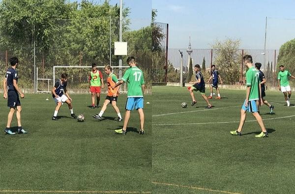 E.D. Almudena y Parque Picasso ascienden para cubrir bajas en el grupo 1º de Segunda Regional