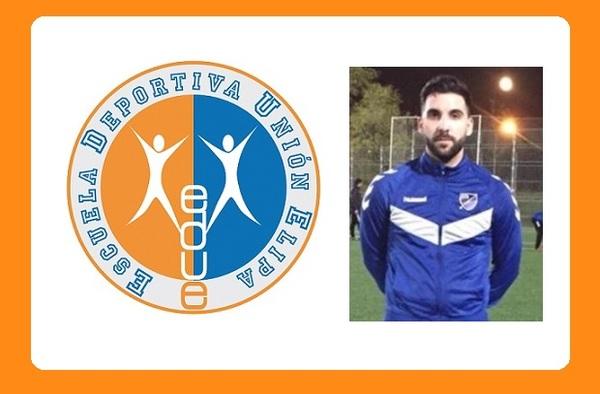El delantero Álvaro Ruiz recala en el Unión Elipa tras lograr el ascenso a Tercera División con el Móstoles Balompié (actual Flat Earth)