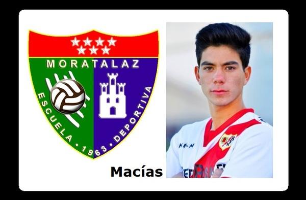 El joven venezolano Fernando Macías llega a la ED Moratalaz