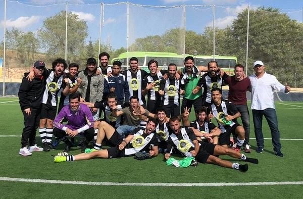 El C.D. Peñagrande lidera el grupo 4º de 3ª Regional tras las primeras seis jornadas