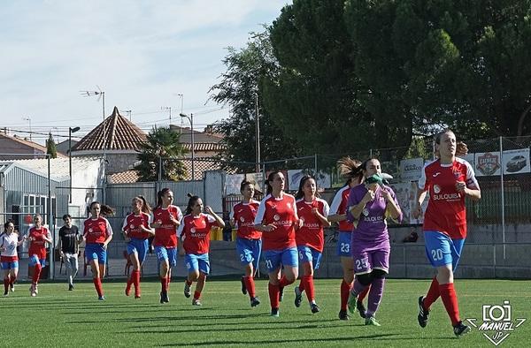 6ª Jornada - Crónica: EF Atlético Casarrubuelos 1 - 7 CD Villaconejos (Femenino - Temporada 2019/20)