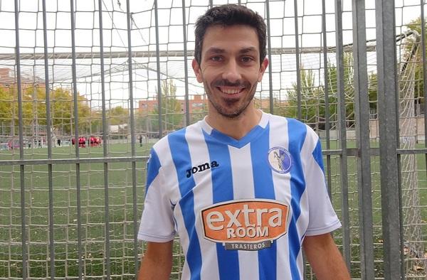 Entrevista a Marcos García, jugador de la U.D. Usera (Temporada 2019/20)