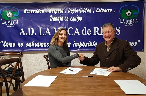 Comunidad Colchonera, nuevo patrocinador de La Meca de Rivas