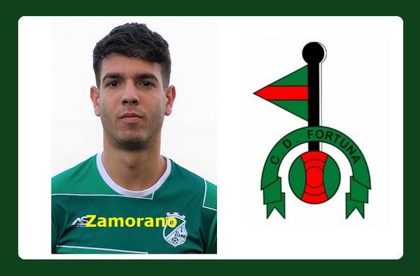 Jorge Zamorano recala en el C.D. Fortuna tras dejar el Villaviciosa de Odón
