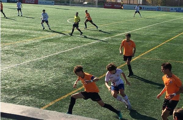 14ª Jornada - Crónica: CF Rayo Majadahonda 0 - 2 AD Unión Adarve (Juvenil División Honor - Temporada 2019/20)
