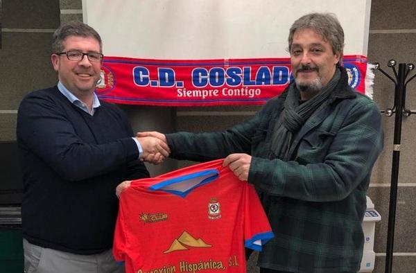 El C.D. Coslada informa de la llegada de Mario Martín al banquillo del equipo de Preferente