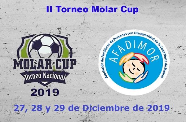 II Torneo Molar Cup en la localidad de El Molar - 27, 28 y 29 de diciembre de 2019