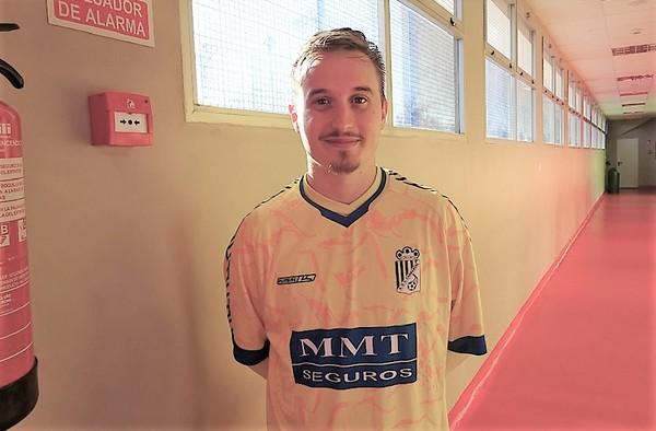 Entrevista a Pablo Rodríguez, jugador del A.D. Unión Carrascal  (Temporada 2019/20)