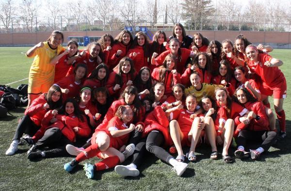 En la 2ª fase del Campeonato de Selecciones Autonómicas Madrid sub15 y sub17 alcanzan la fase final