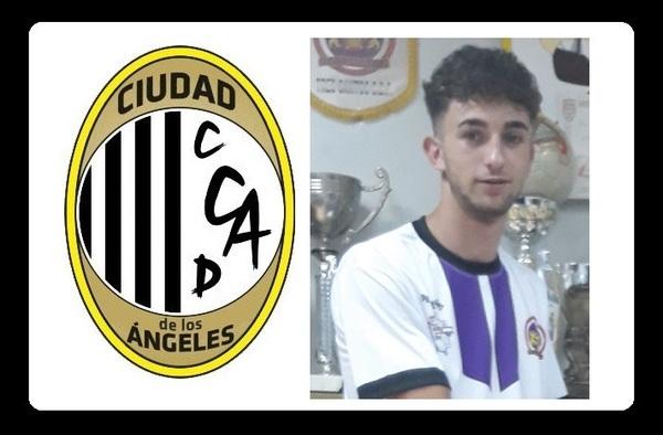 Álex Galache refuerza la delantera del C.D. Ciudad de los Ángeles