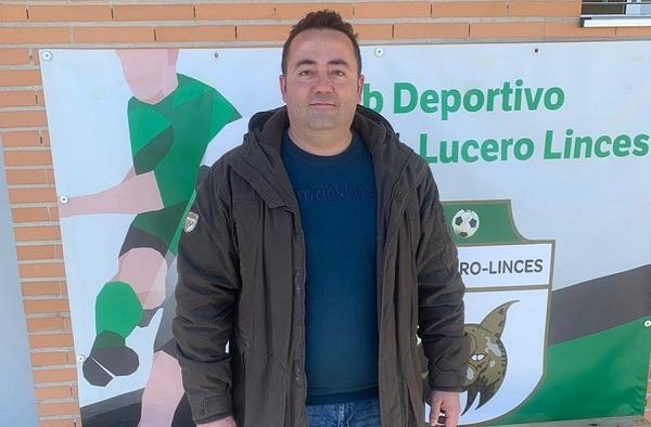 Pepe Casillas, nuevo entrenador del C.D. Lucero - Linces - Temporada 2019/20