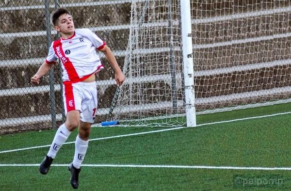 Carrasco Junior, la sensación del grupo 3º de Primera Regional tras anotar seis goles en los últimos dos partidos