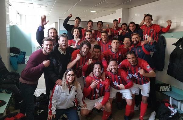 La U.D. San Lorenzo cada vez más cerca del ascenso a Primera Regional