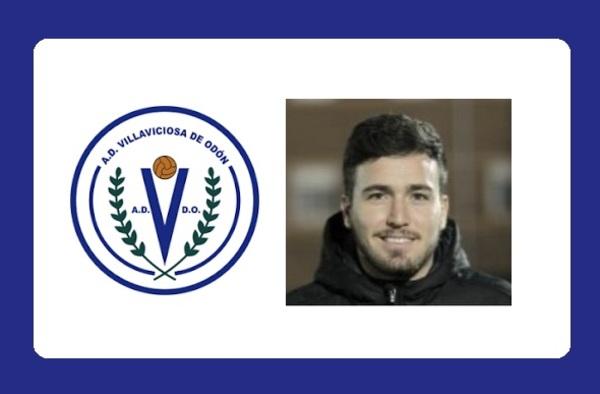"""El entrenador Jorge Calvo """"Marchena"""", no seguirá en el banquillo del Villaviciosa de Odón """"B"""" para la temporada 2020/21"""