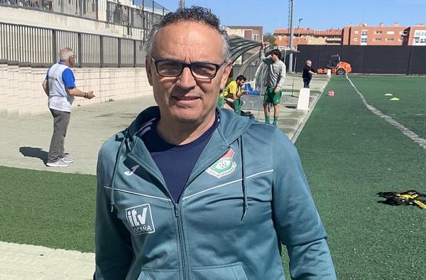 Honorio Cavero no seguirá en el C.D. Sitio de Aranjuez