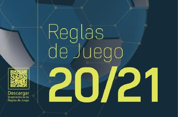 Las Reglas de Juego de la temporada 2020-2021 entraron en vigor este 1 de junio de 2020
