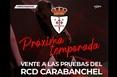 Carabachelpruebas2021cartel