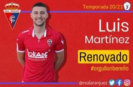 Luismartinezrenovadoaranjuez2021