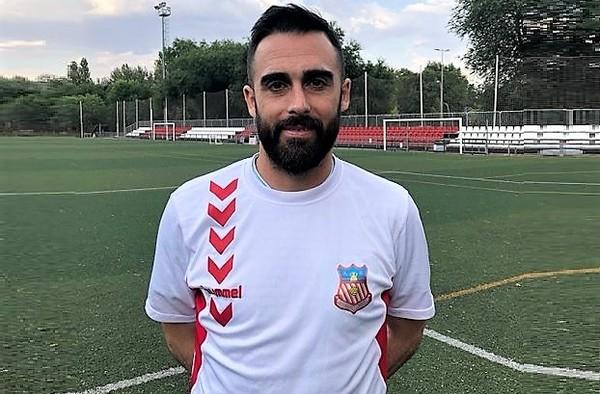 """Álex García """"El Llanero Solitario"""", firma por el Complutense Alcalá para la temporada 2020/21"""
