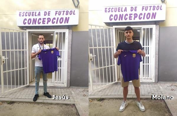 La EF Concepción da continuidad al cuerpo técnico para la temporada 2020/21