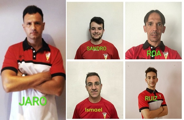 El C.P. Parla Escuela informa de la renovación del cuerpo técnico para la temporada 2020/21