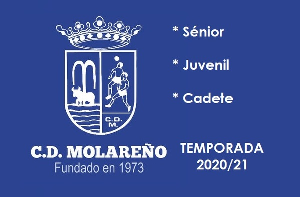 El C.D. Molareño precisa jugadores para la temporada 2020/21