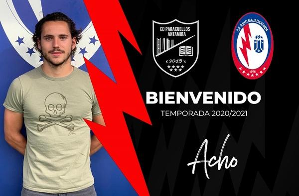 Fer, Acho y Luis Carlos, formarán parte del proyecto 2020/21 del C.D. Paracuellos Antamira