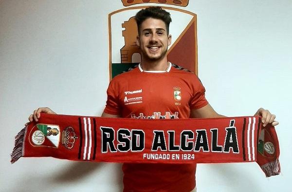 Jorge Pradillos, siguiente fichaje de la RSD Alcalá para la temporada 2020/21