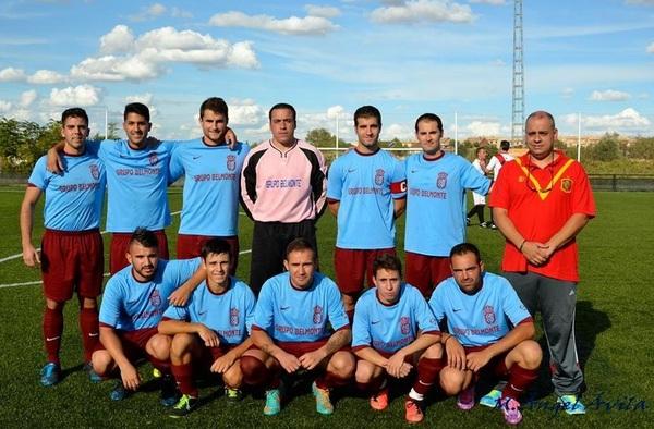 El Sporting Belmonteño no debutará éste domingo por la baja federativa del C.D. Carabaña